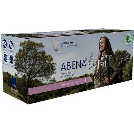 Inkont. vložka Abena Light Ultra Mini 0. 24 ks