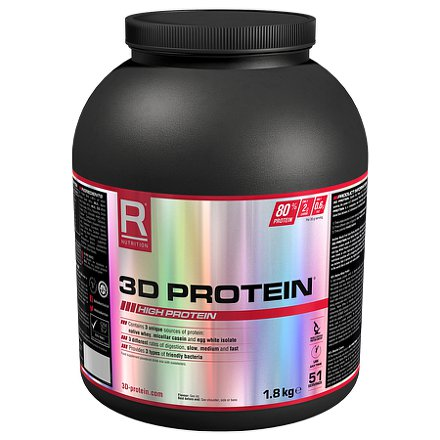 3D Protein 1,8kg čokoláda