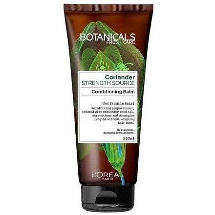Botanicals Fresh Care balzám pro oslabené vlasy 200ml