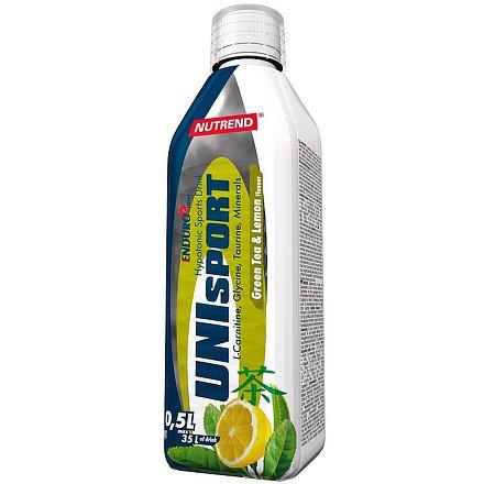 NUTREND Unisport 1l zelený čaj-citron