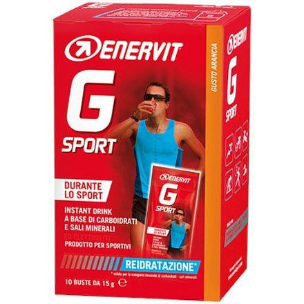 Enervit G Sport pomeranč 10x15g