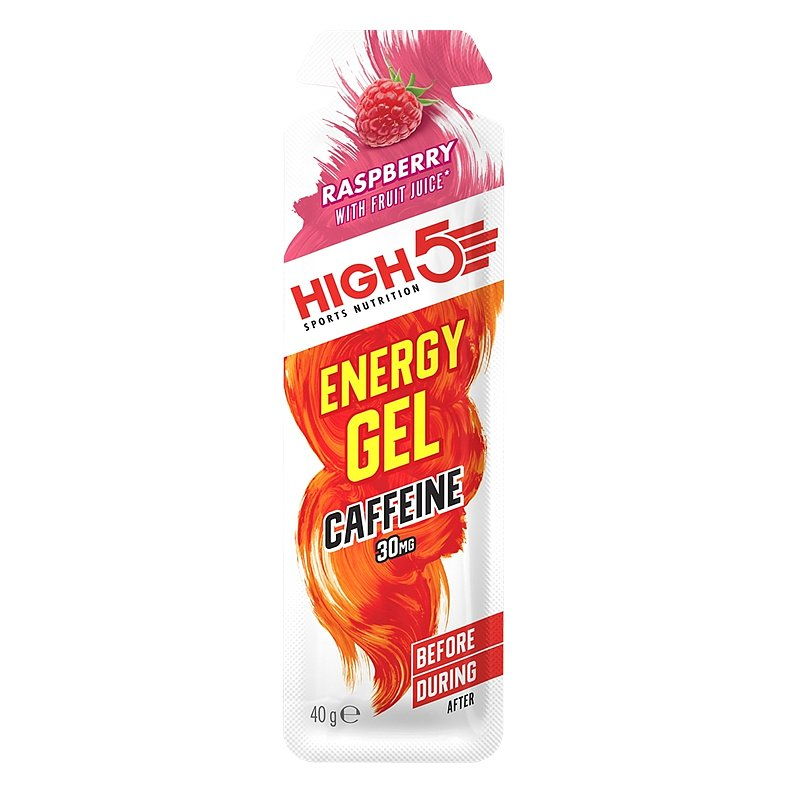 High5 Energy Gel Caffeine malina 40g