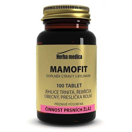 Herba medica Mamofit 100 tbl.