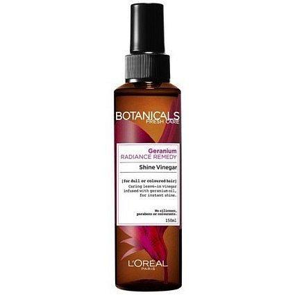 Botanicals Fresh Care sprej pro lesk barvených vlasů 150ml