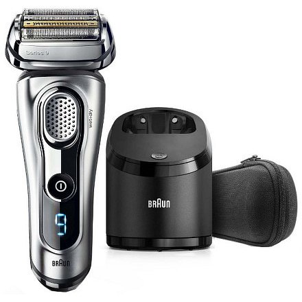 Braun Series 9 9290cc Clean&Charge Wet&Dry