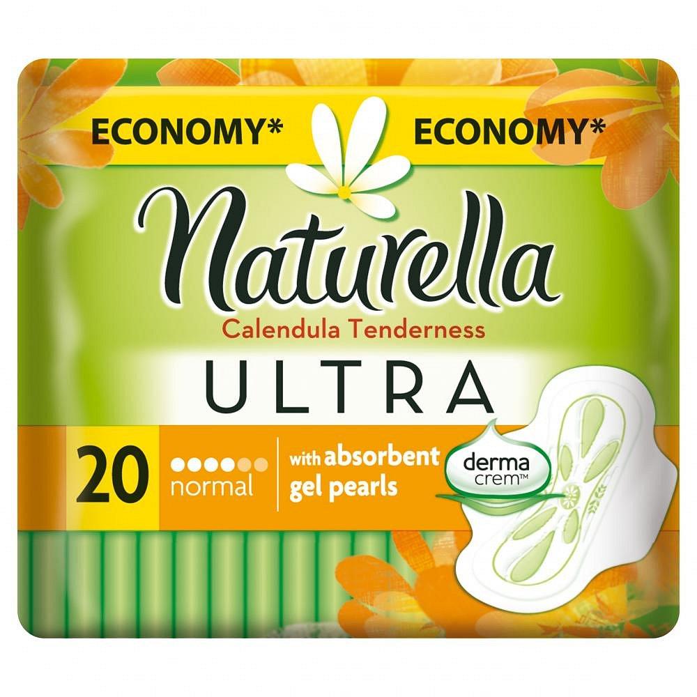 P&G Naturella Ultra Normal Calendula 20 kusů