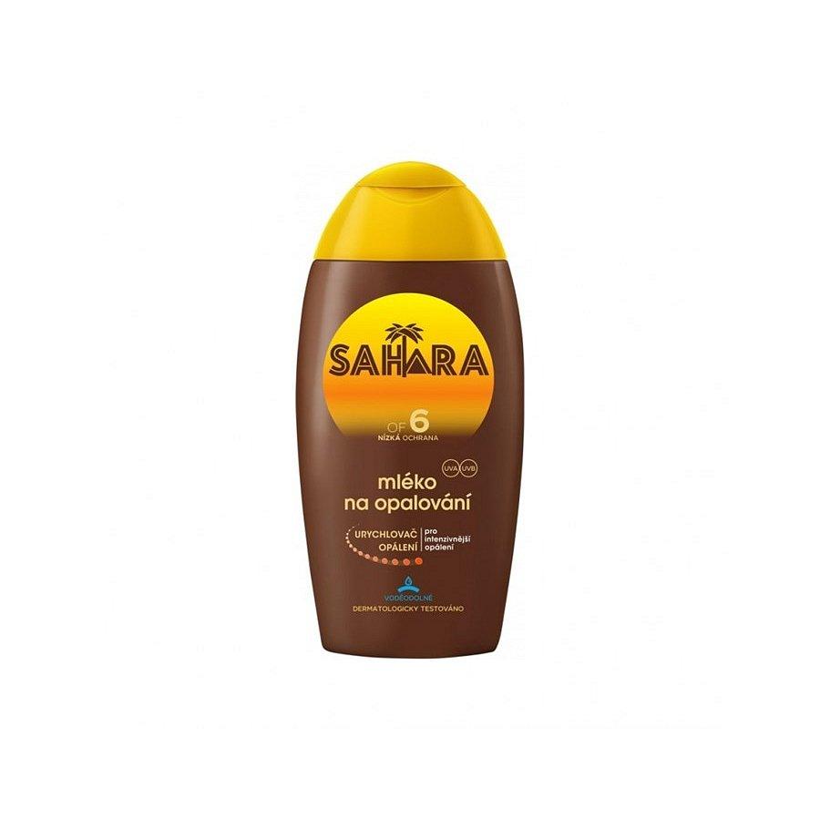 Sahara mléko na opalování OF 6 200 ml