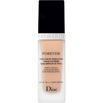 Dior Diorskin Forever tekutý make-up SPF 35 odstín 015 Tender Beige 30 ml