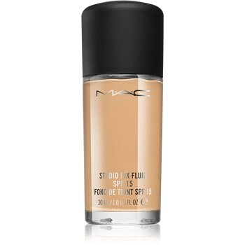 MAC Studio Fix Fluid zmatňující make-up SPF 15 odstín NC40 30 ml