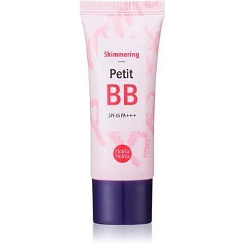 Holika Holika Petit BB Shimmering rozjasňující BB krém SPF 40 30 ml