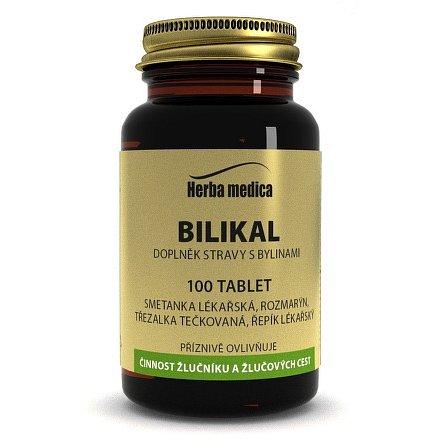 Herba medica Bilikal 100 tbl.