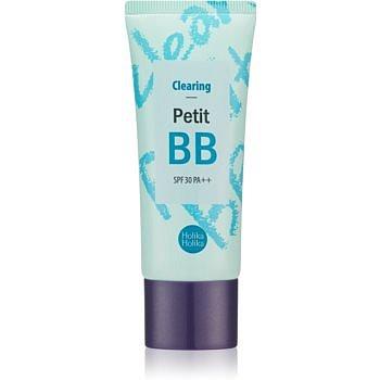 Holika Holika Petit BB Clearing matující BB krém pro mastnou pleť se sklonem k akné SPF 30 30 ml