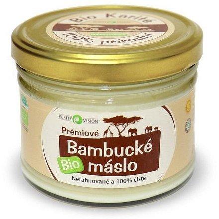 Purity Vision BIO Bambucké máslo 350ml