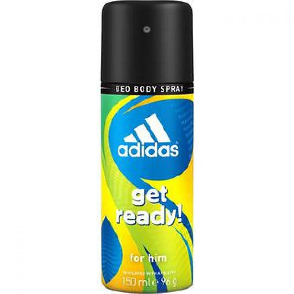 Adidas Get ready! for Him deospray 150 ml