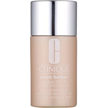 Clinique Even Better korekční make-up SPF 15 odstín WN 124 Sienna 30 ml