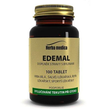 Herba medica Edemal 100 tbl.