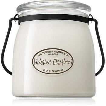 Milkhouse Candle Co. Creamery Victorian Christmas vonná svíčka I. 454 g