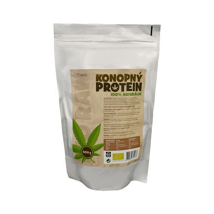 Vieste Konopný protein 100% naturální 250g
