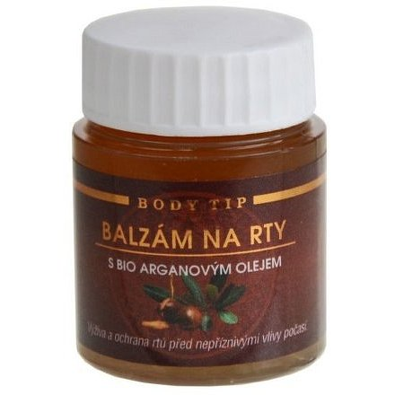 Body tip Balzám na rty s arganovým olejem 25ml