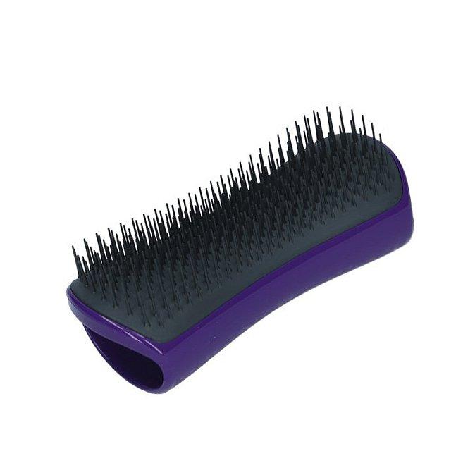 Pet teezer De-shedding Purple kartáč na srst 1 ks