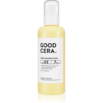 Holika Holika Good Cera hydratační a vyživující tonikum s ceramidy 180 ml