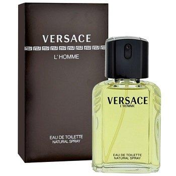 Versace L'Homme toaletní voda pro muže 50 ml