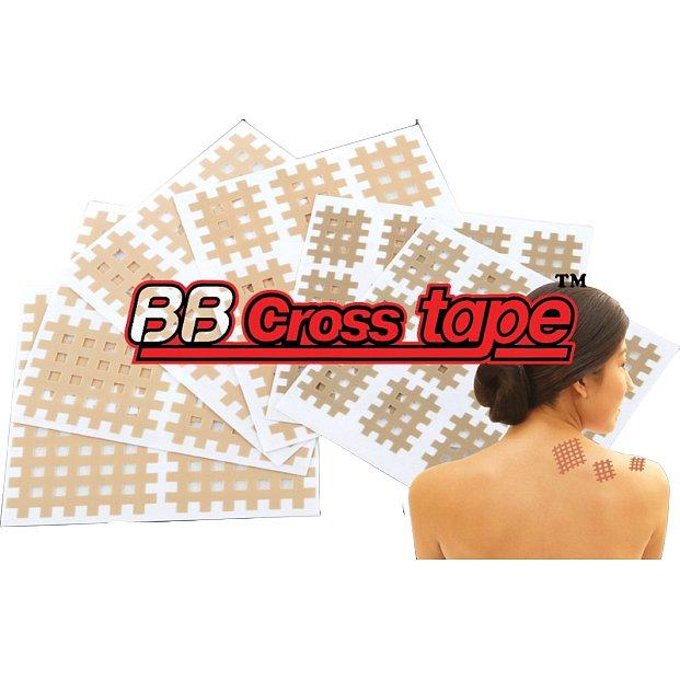 BB Tape CROSS křížové tejpy vel.XL