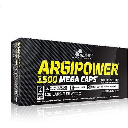 Olimp Sport Nutrition Argi Power 120 tablet