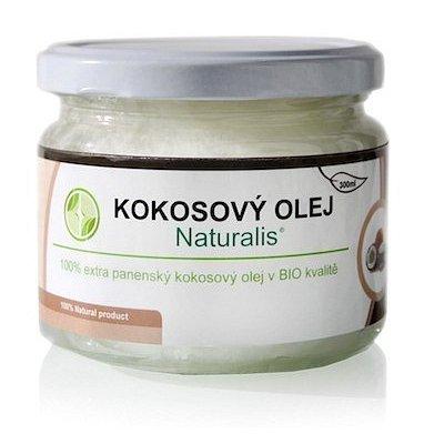 Kokosový Olej Naturalis BIO - 300ml