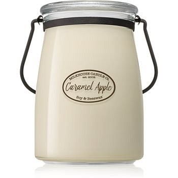 Milkhouse Candle Co. Creamery Caramel Apple vonná svíčka Butter Jar 624 g