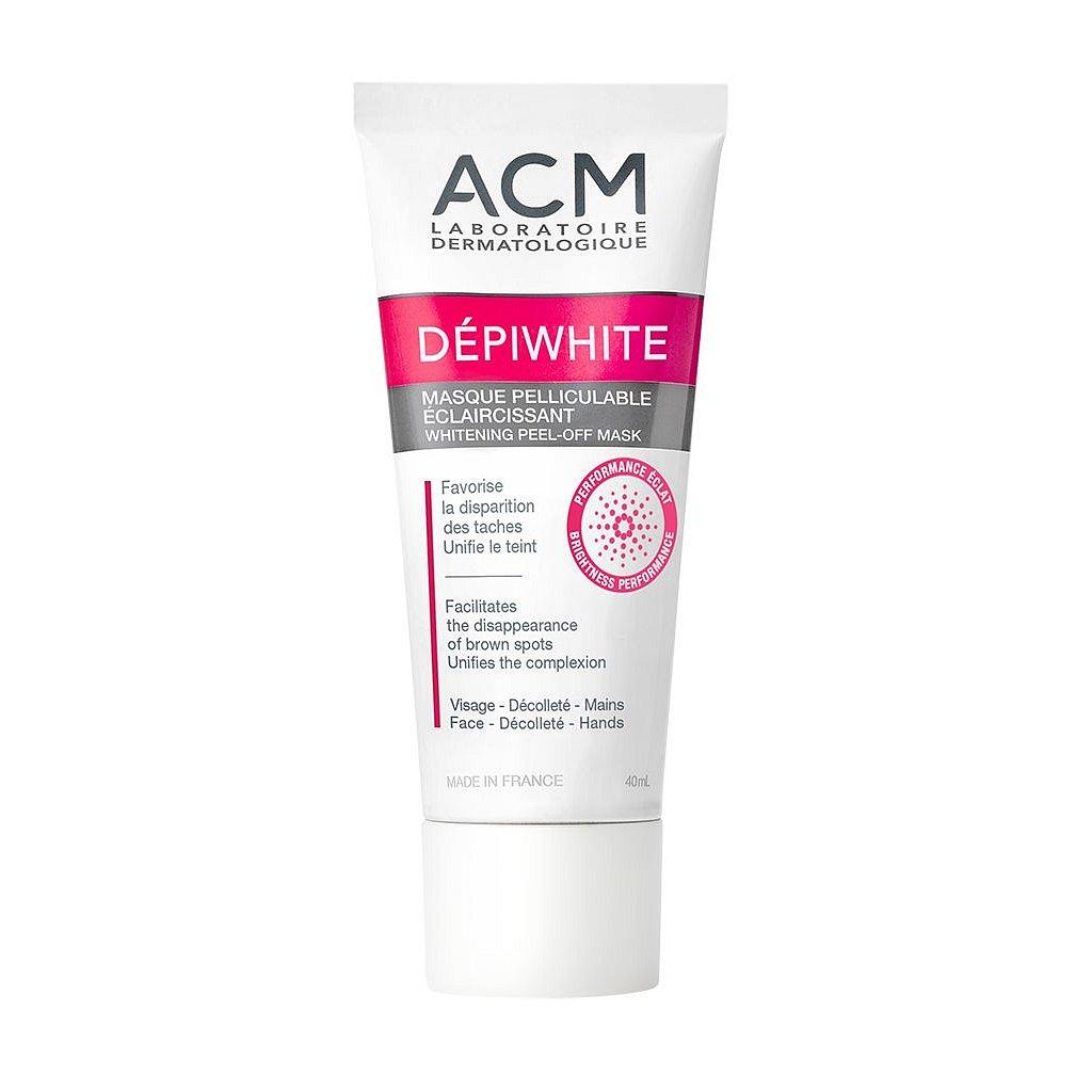 ACM DÉPIWHITE zesvětlovací slupovací maska 40 ml