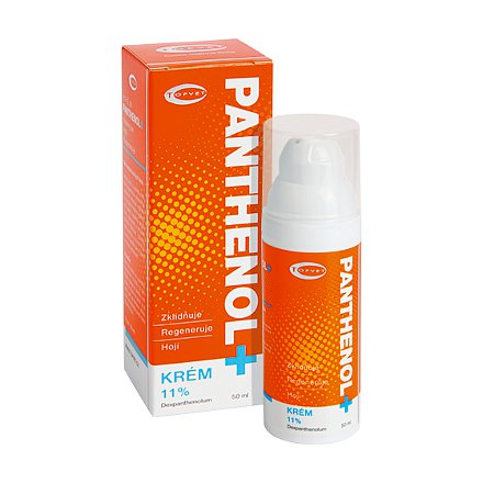 TOPVET Panthenol+ Krém 11% 50ml