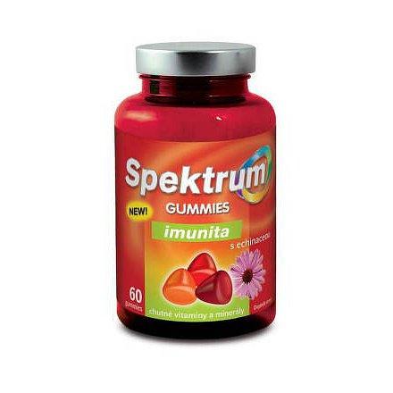 Walmark Spektrum Gummies Imunita s ech.tbl.60