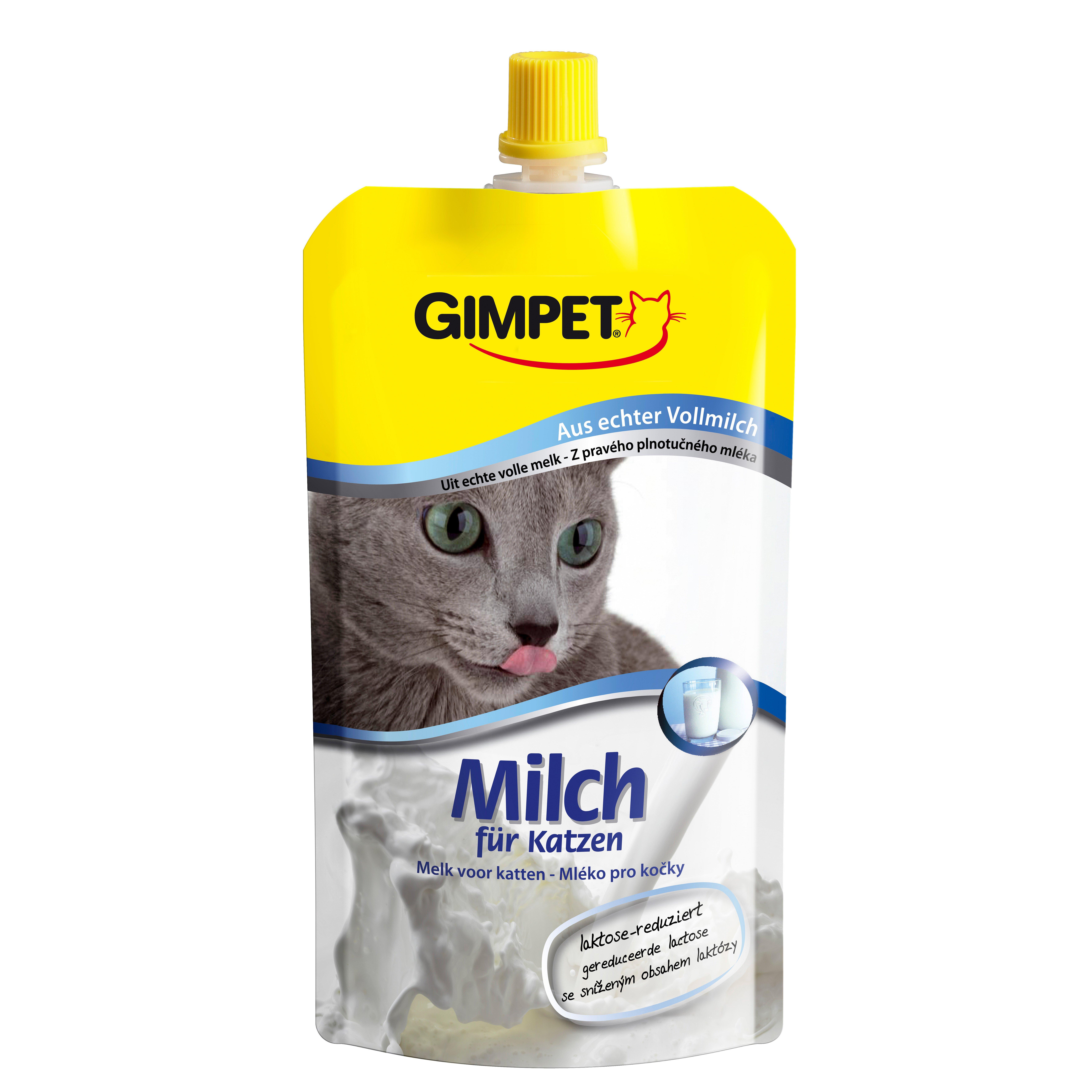 Gimpet Cat-Milk mléko pro kočky 200ml