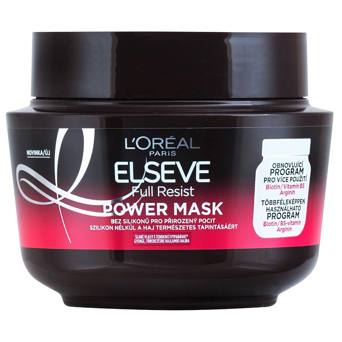 Loréal Paris Elseve Full Resist Power maska na vlasy 300 ml