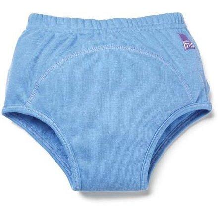 bambino mio Tréninkové kalhotky 3+ roky světle modré