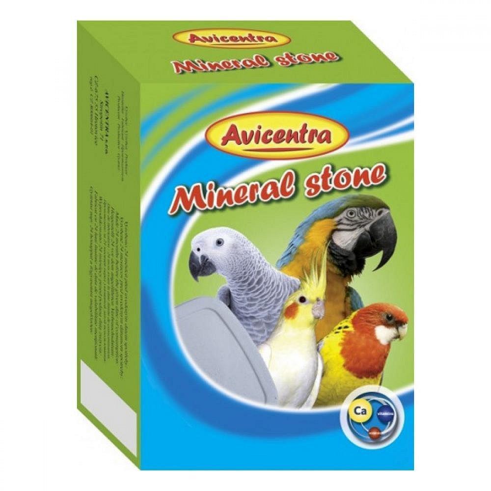 Avicentra Minerální kámen pro papoušky - velký 170 g