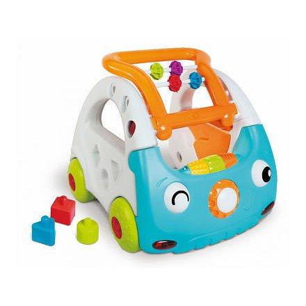 Chodítko auto 3v1 Discovery Car