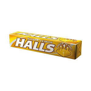 HALLS Honey Lemon 33.5g 0642606