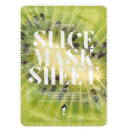 Kocostar Slice Mask Sheet Kiwi 20 ml