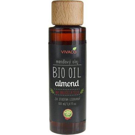 BIO OIL Olej z mandlových jáder na tělo a vlasy 100ml
