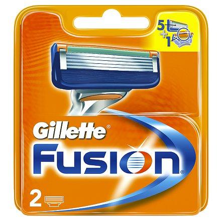 Gillette FUSION náhradní hlavice 2ks