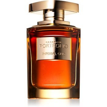Al Haramain Portfolio Imperial Oud parfémovaná voda unisex 75 ml
