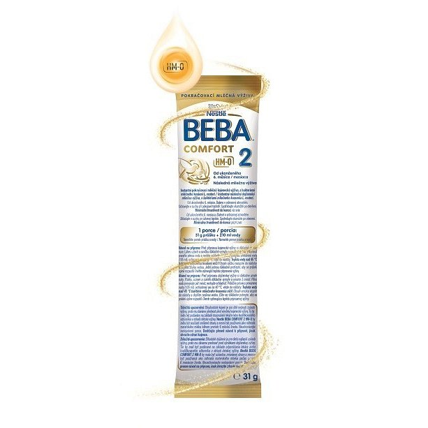 Beba Comfort 2 HMO 31g