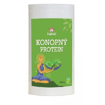 BIO Konopný protein 50% 1kg