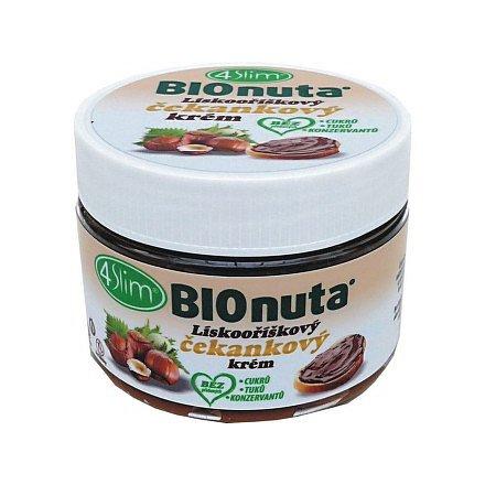 Bionuta lískooříškový čekankový krém 250g