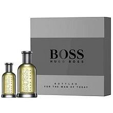 HUGO BOSS Boss Bottled No.6 Dárková sada pánská toaletní voda 100 ml a pánská toaletní voda Boss Bottled No.6 30 ml