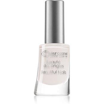 Couleur Caramel Beautiful Nails lak na nehty pro francouzskou manikúru odstín č.01 - White 8 ml