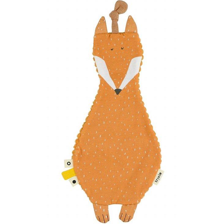 Trixie Držák na dudlík s muchláčkem Mr. Fox
