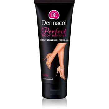 Dermacol Perfect voděodolný tělový zkrášlující make-up odstín Ivory 100 ml